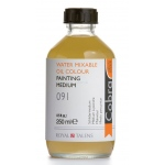 Royal Talens Cobra® Painting Medium 250ml; Size: 250 ml; Type: Oil Painting; (model 24301091), price per each