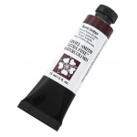 Daniel Smith Extra Fine™ Watercolor 15ml Burnt Umber; Color: Brown; Format: Tube; Size: 15 ml; Type: Watercolor; (model 284600011), price per tube