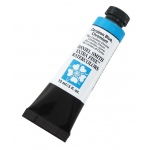 Daniel Smith Extra Fine™ Watercolor 15ml Cerulean Blue Chromium; Color: Blue; Format: Tube; Size: 15 ml; Type: Watercolor; (model 284600021), price per tube