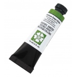 Daniel Smith Extra Fine™ Watercolor 15ml Chromium Green Oxide; Color: Green; Format: Tube; Size: 15 ml; Type: Watercolor; (model 284600024), price per tube