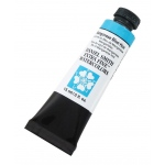 Daniel Smith Extra Fine™ Watercolor 15ml Manganese Blue Hue; Color: Blue; Format: Tube; Size: 15 ml; Type: Watercolor; (model 284600051), price per tube