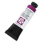Daniel Smith Extra Fine™ Watercolor 15ml Naphthamide Maroon; Color: Red/Pink; Format: Tube; Size: 15 ml; Type: Watercolor; (model 284600059), price per tube