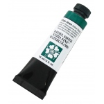 Daniel Smith Extra Fine™ Watercolor 15ml Phthalo Green YS; Color: Green; Format: Tube; Size: 15 ml; Type: Watercolor; (model 284600079), price per tube