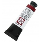 Daniel Smith Extra Fine™ Watercolor 15ml Quinacridone Burnt Scarlet; Color: Red/Pink; Format: Tube; Size: 15 ml; Type: Watercolor; (model 284600087), price per tube