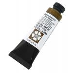 Daniel Smith Extra Fine™ Watercolor 15ml German Greenish Raw Umber; Color: Green; Format: Tube; Size: 15 ml; Type: Watercolor; (model 284600121), price per tube