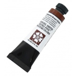 Daniel Smith Extra Fine™ Watercolor 15ml Transparent Brown Oxide; Color: Brown; Format: Tube; Size: 15 ml; Type: Watercolor; (model 284600129), price per tube