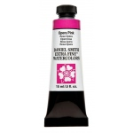 Daniel Smith Extra Fine™ Watercolor 15ml Opera Pink; Color: Red/Pink; Format: Tube; Size: 15 ml; Type: Watercolor; (model 284600198), price per tube