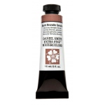 Daniel Smith Extra Fine™ Watercolor 15ml Burnt Bronzite Genuine; Color: Brown; Format: Tube; Size: 15 ml; Type: Watercolor; (model 284600204), price per tube
