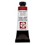 Daniel Smith Extra Fine™ Watercolor 15ml Garnet Genuine; Color: Red/Pink; Format: Tube; Size: 15 ml; Type: Watercolor; (model 284600205), price per tube