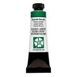 Daniel Smith Extra Fine™ Watercolor 15ml Diopside Genuine; Color: Green; Format: Tube; Size: 15 ml; Type: Watercolor; (model 284600210), price per tube