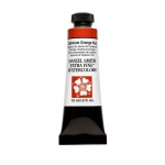 Daniel Smith Extra Fine™ Watercolor 15ml Cadmium Orange Hue; Color: Orange; Format: Tube; Size: 15 ml; Type: Watercolor; (model 284600220), price per tube