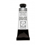 Daniel Smith Extra Fine™ Watercolor 15ml Interference Silver; Color: Black/Gray; Format: Tube; Size: 15 ml; Type: Watercolor; (model 284640007), price per tube