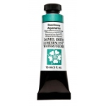Daniel Smith Extra Fine™ Watercolor 15ml Duochrome Aquamarine; Color: Metallic; Format: Tube; Size: 15 ml; Type: Watercolor; (model 284640030), price per tube