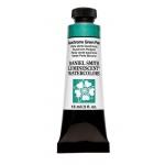 Daniel Smith Extra Fine™ Watercolor 15ml Duochrome Green Pearl; Color: Metallic; Format: Tube; Size: 15 ml; Type: Watercolor; (model 284640040), price per tube