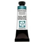 Daniel Smith Extra Fine™ Watercolor 15ml Duochrome Turquoise; Color: Metallic; Format: Tube; Size: 15 ml; Type: Watercolor; (model 284640043), price per tube