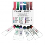 Daniel Smith PrimaTek Watercolor 5ml Set 6-colors; Color: Multi; Size: 5 ml; Type: Watercolor; (model 285610006), price per each