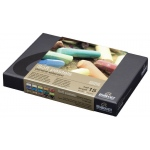 Royal Talens Rembrandt® Artists' Pastel 15-Color Half-Stick Set; Color: Multi; Format: Stick; Quantity: 15 Sticks; (model 31823108), price per each