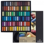 Royal Talens Rembrandt® Artists' Pastel 90-Color Half-Stick Set; Color: Multi; Format: Stick; Quantity: 90 Sticks; (model 31823145), price per each