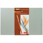 Bruynzeel® Design® Colored Pencil 48-Set; Color: Multi; Lead Size: 3.8mm; Type: Drawing; (model 8805H48), price per set