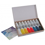 Royal Talens Talens® Gouache 8-Color Set: Multi, Tube, 20 ml, Gouache, (model 8820408), price per each
