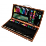 Royal & Langnickel® Art Adventure™ 89-Piece Art Set; Quantity: 89 Piece; Type: Children's Art Kit; (model AVS-541), price per set