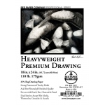 "Bee Paper® Heavyweight Premium Drawing Sheets 18"" x 24"": Sheet, 100 Sheets, 18"" x 24"", Drawing, 110 lb, (model B810P100-1824), price per 100 Sheets"