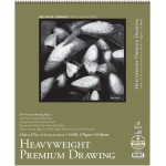 "Bee Paper® Heavyweight Premium Drawing Pad 14"" x 17""; Binding: Wire Bound; Format: Pad; Quantity: 25 Sheets; Size: 14"" x 17""; Type: Drawing; Weight: 110 lb; (model B810S25-1417), price per 25 Sheets pad"