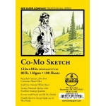 """Bee Paper® Co-Mo Sketch Sheets 12"""" x 18""""; Color: White/Ivory; Format: Sheet; Quantity: 100 Sheets; Size: 12"""" x 18""""; Type: Drawing; Weight: 80 lb; (model B820P100-1218), price per 100 Sheets"""