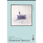 "Bee Paper® Hampton Sketch Pad 24"" x 36""; Binding: Tape Bound; Color: White/Ivory; Format: Pad; Quantity: 50 Sheets; Size: 24"" x 36""; Type: Sketching; Weight: 60 lb; (model B825T50-2436), price per 50 Sheets pad"
