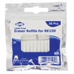 Alvin® Battery Operated Eraser Refills 30-Pack; Type: Eraser Refill, Quantity; (model BER), price per each