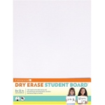 "Crescent® White Dry Erase Board; Color: White/Ivory; Format: Board; Size: 9"" x 12""; Texture: Smooth; Type: Dry Erase; (model C12-404), price per each"