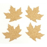 Design Ideas Maple Leaf Coasters 4-Pack: Coaster, (model DE6435401), price per pack