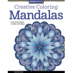 "Design Originals Mandalas Creative Coloring Books for Adults; Format: Book; Size: 8 1/2"" x 11""; (model DO5508), price per each"