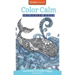 "Design Originals Color Calm Mini Creative Coloring Books for Adults; Format: Book; Size: 8 1/2"" x 11""; (model DO5568), price per each"