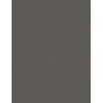 "My Colors Canvas 80 lb. Textured Cardstock Cloak Gray 8.5 x 11; Color: Black/Gray; Format: Sheet; Quantity: 25 Sheets; Size: 8 1/2"" x 11""; Texture: Canvas; Weight: 80 lb; (model E05101016), price per 25 Sheets"