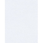 "My Colors Canvas 80 lb. Textured Cardstock Snowbound 8.5 x 11; Color: White/Ivory; Format: Sheet; Quantity: 25 Sheets; Size: 8 1/2"" x 11""; Texture: Canvas; Weight: 80 lb; (model E05101018), price per 25 Sheets"