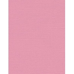 "My Colors Canvas 80 lb. Textured Cardstock Sweet Pie 8.5 x 11; Color: Red/Pink; Format: Sheet; Quantity: 25 Sheets; Size: 8 1/2"" x 11""; Texture: Canvas; Weight: 80 lb; (model E051110), price per 25 Sheets"