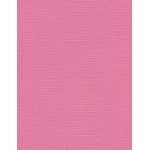 "My Colors Canvas 80 lb. Textured Cardstock Pink Punch 8.5 x 11; Color: Red/Pink; Format: Sheet; Quantity: 25 Sheets; Size: 8 1/2"" x 11""; Texture: Canvas; Weight: 80 lb; (model E051111), price per 25 Sheets"