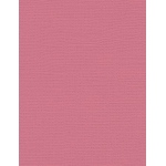 "My Colors Canvas 80 lb. Textured Cardstock Coral Rose 8.5 x 11; Color: Red/Pink; Format: Sheet; Quantity: 25 Sheets; Size: 8 1/2"" x 11""; Texture: Canvas; Weight: 80 lb; (model E051112), price per 25 Sheets"