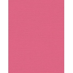 "My Colors Canvas 80 lb. Textured Cardstock Loveable 8.5 x 11; Color: Red/Pink; Format: Sheet; Quantity: 25 Sheets; Size: 8 1/2"" x 11""; Texture: Canvas; Weight: 80 lb; (model E051113), price per 25 Sheets"