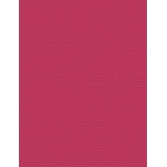 "My Colors Canvas 80 lb. Textured Cardstock Pimento 8.5 x 11; Color: Red/Pink; Format: Sheet; Quantity: 25 Sheets; Size: 8 1/2"" x 11""; Texture: Canvas; Weight: 80 lb; (model E051114), price per 25 Sheets"