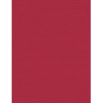 """My Colors Canvas 80 lb. Textured Cardstock Red Cherry 8.5 x 11; Color: Red/Pink; Format: Sheet; Quantity: 25 Sheets; Size: 8 1/2"""" x 11""""; Texture: Canvas; Weight: 80 lb; (model E052211), price per 25 Sheets"""