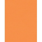 "My Colors Canvas 80 lb. Textured Cardstock Sweet Potato 8.5 x 11; Color: Orange; Format: Sheet; Quantity: 25 Sheets; Size: 8 1/2"" x 11""; Texture: Canvas; Weight: 80 lb; (model E053307), price per 25 Sheets"