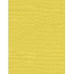 "My Colors Canvas 80 lb. Textured Cardstock Fireflies 8.5 x 11; Color: Yellow; Format: Sheet; Quantity: 25 Sheets; Size: 8 1/2"" x 11""; Texture: Canvas; Weight: 80 lb; (model E054413), price per 25 Sheets"