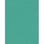 "My Colors Canvas 80 lb. Textured Cardstock Seafoam 8.5 x 11; Color: Green; Format: Sheet; Quantity: 25 Sheets; Size: 8 1/2"" x 11""; Texture: Canvas; Weight: 80 lb; (model E055525), price per 25 Sheets"