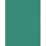 "My Colors Canvas 80 lb. Textured Cardstock Caribbean Sea 8.5 x 11; Color: Green; Format: Sheet; Quantity: 25 Sheets; Size: 8 1/2"" x 11""; Texture: Canvas; Weight: 80 lb; (model E055526), price per 25 Sheets"