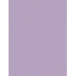 "My Colors Canvas 80 lb. Textured Cardstock Lilac Mist 8.5 x 11; Color: Purple; Format: Sheet; Quantity: 25 Sheets; Size: 8 1/2"" x 11""; Texture: Canvas; Weight: 80 lb; (model E056608), price per 25 Sheets"
