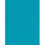 "My Colors Canvas 80 lb. Textured Cardstock Poolside 8.5 x 11; Color: Blue; Format: Sheet; Quantity: 25 Sheets; Size: 8 1/2"" x 11""; Texture: Canvas; Weight: 80 lb; (model E057724), price per 25 Sheets"