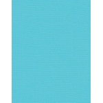 "My Colors Canvas 80 lb. Textured Cardstock Atlantic Shore 8.5 x 11; Color: Blue; Format: Sheet; Quantity: 25 Sheets; Size: 8 1/2"" x 11""; Texture: Canvas; Weight: 80 lb; (model E057725), price per 25 Sheets"