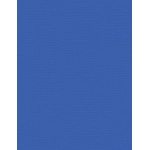 "My Colors Canvas 80 lb. Textured Cardstock Mosaic Blue 8.5 x 11; Color: Blue; Format: Sheet; Quantity: 25 Sheets; Size: 8 1/2"" x 11""; Texture: Canvas; Weight: 80 lb; (model E057730), price per 25 Sheets"